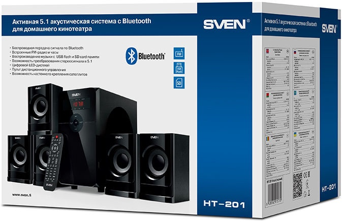 Sven HT-201