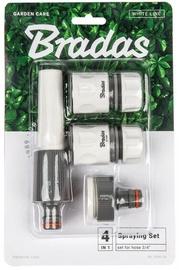 Bradas WL-5500-34K White Line Set 4pcs