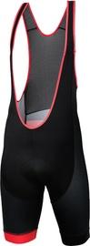 Kross Pave Bib Shorts Black Red L