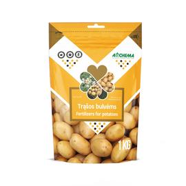 Mēslojums kartupeļiem NPK 15-13-19 Achema, 1kg