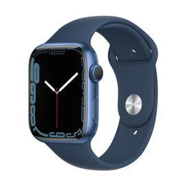 Nutikell Apple Watch Series 7 GPS 45mm Aluminum, sinine