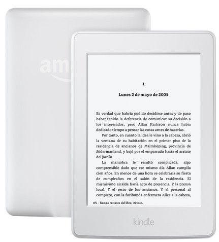 Amazon Kindle Paperwhite 3 WiFi White