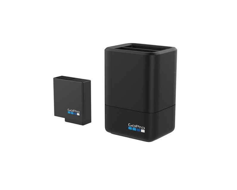 GoPro Dual Battery Charger + Battery HERO5 Black