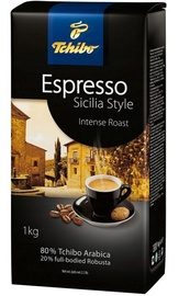 Tchibo Espresso Sicilia Style Coffee Beans 1kg