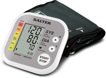 Salter Automatic Arm Blood Pressure Monitor BPA-9201-EU