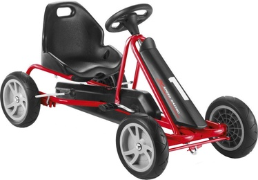 Puky F20 Go Cart Red