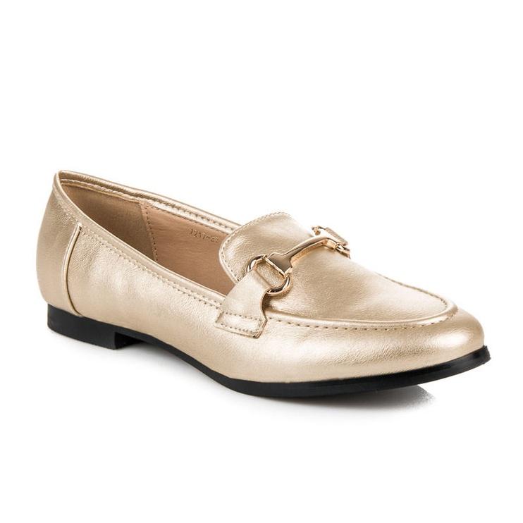 Vices Shoes 48881 Golden Mokasins 37/4
