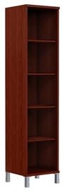 Skyland Born Office Bookshelf B 431.1 47.5х45х205.4cm Burgundy
