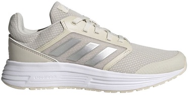 Adidas Women Galaxy 5 Shoes FW6121 Light Beige 40