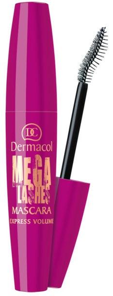 Dermacol Mega Lashes Express Volume 12.5ml Black