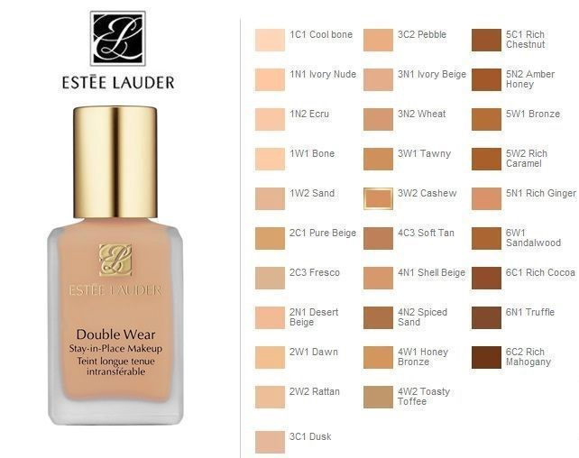 Estee Lauder Double Wear Stay-in-Place Makeup SPF10 30ml 3C3