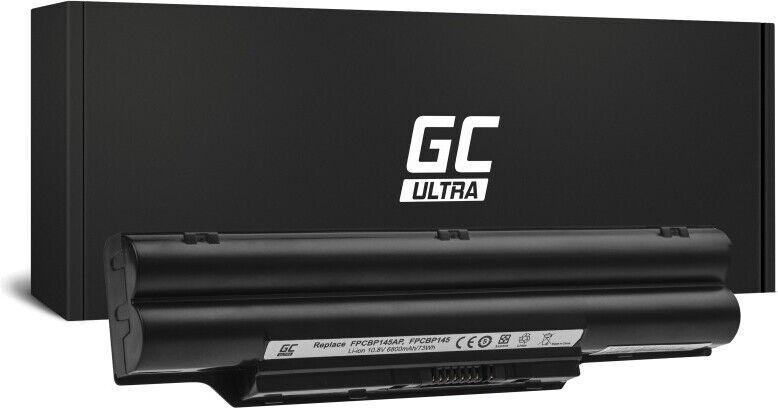 Аккумулятор для ноутбука Green Cell Fujitsu E751 11.1V 6800mAh