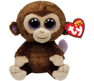 Pliušinė beždžionėlė TY Beanie Boos 36901, 23 cm, nuo 3 m.