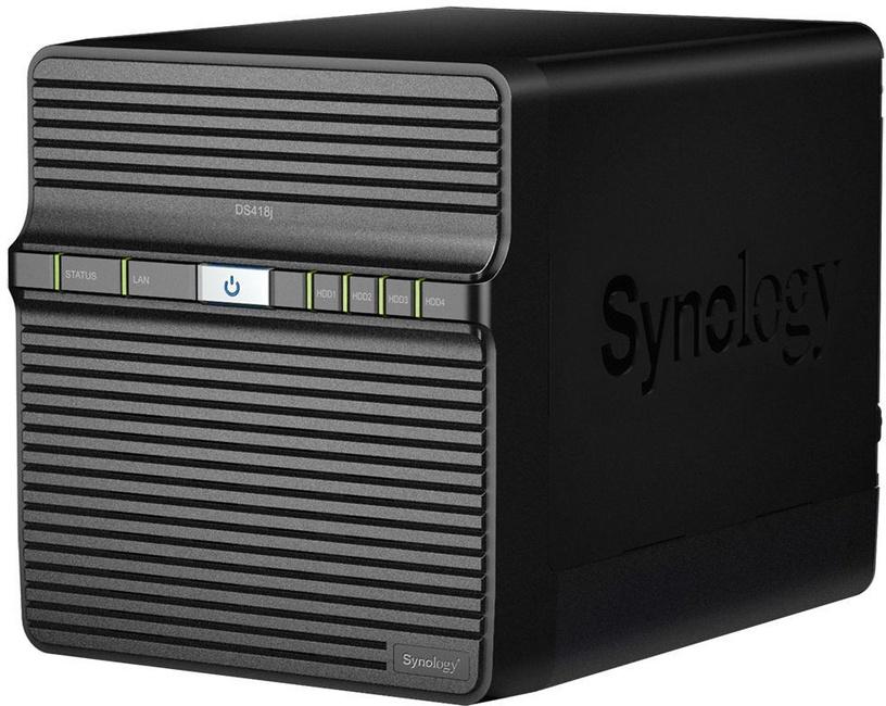 Synology DiskStation DS418j 12TB