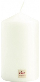 Eika Pillar Candle 14x8cm White