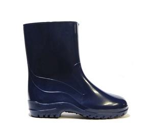 Paliutis PVC Women's Rubber Boots Blue 40