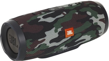 JBL Charge 3 Bluetooth Speaker Squad