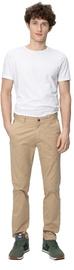 Audimas Tapered Fit Cotton Chino Pants Travertine 184/50