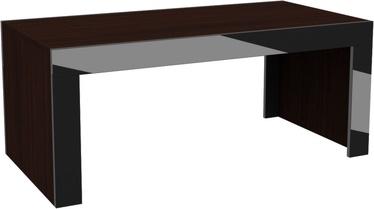 Pro Meble Coffee Table Milano Wenge/Black