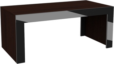 Pro Meble Coffee Table Milano Wenge/Black
