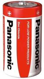 Panasonic Zinc Carbon D 2pcs