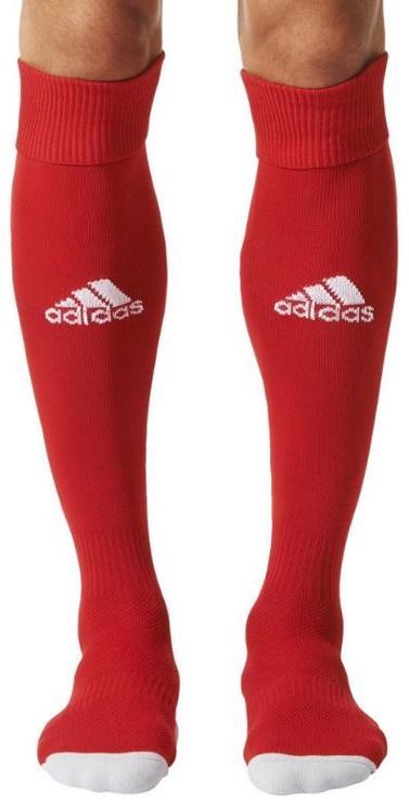 Носки Adidas, белый/красный, 31