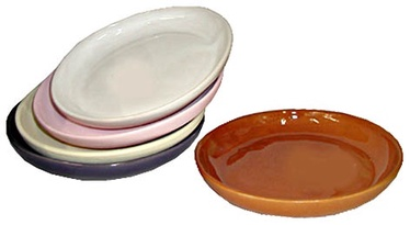 Поддон для вазона SN Ceramic Pot Plate L-3 Ø15cm White