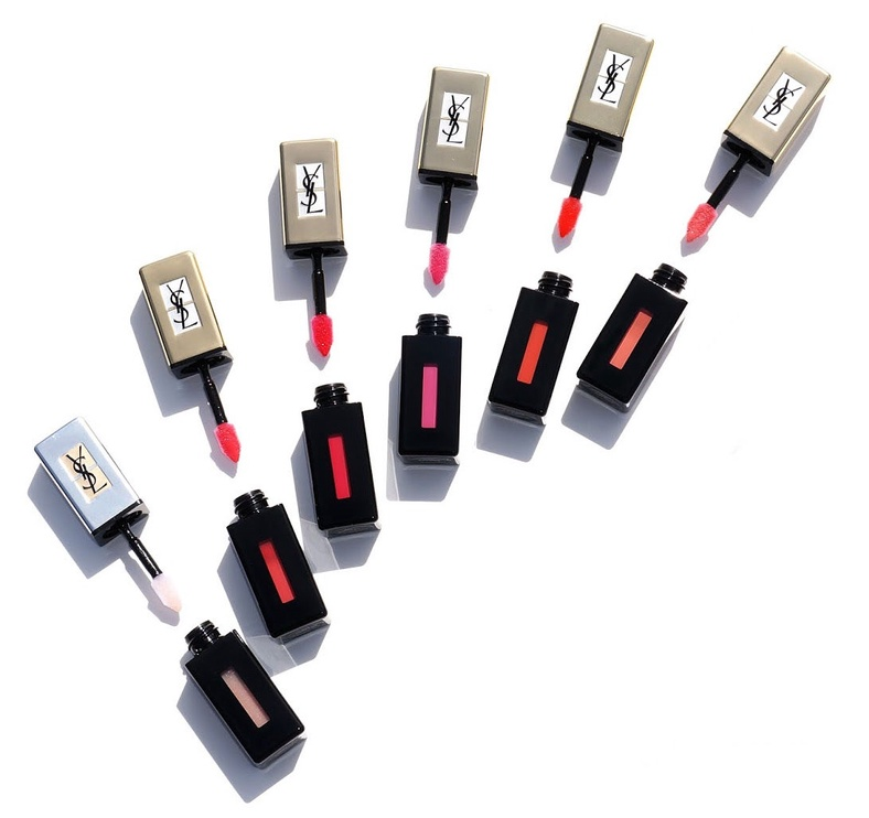 Yves Saint Laurent Rouge Pur Couture Glossy Stain Pop Water 6ml 205