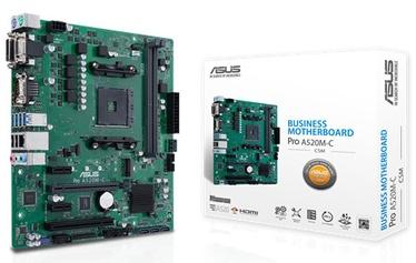 Mātesplate Pro A520M-C/CSM