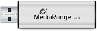 USB-накопитель MediaRange MR917, белый, 64 GB
