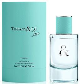 Parfüümvesi Tiffany&Co Tiffany & Love For Her 50ml EDP