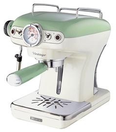 Kavos aparatas Ariete 1389/14 Espresso Vintage Green