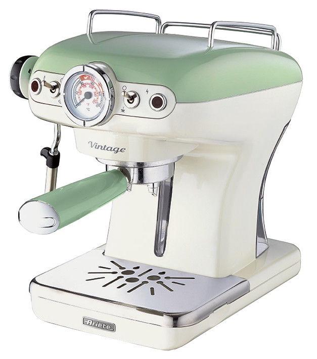 Ariete 1389/14 Espresso Vintage Green