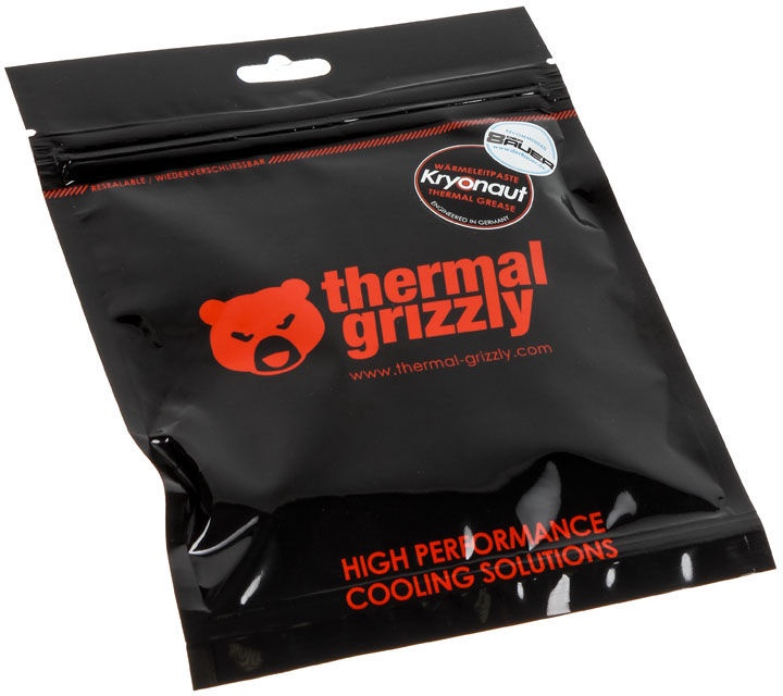 Thermal Grizzly Kryonaut 1g Thermal Compound