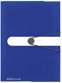 Herlitz Wallet Folder 50002474 Intense Blue