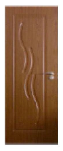 Vidaus durų varčia ZU-03, ąžuolo, 200x60 cm