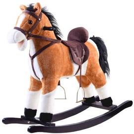 Конь-качалка Rocking Horse Light Brown