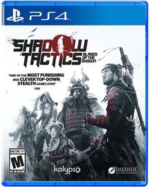 Shadow Tactics: Blades of the Shogun PS4
