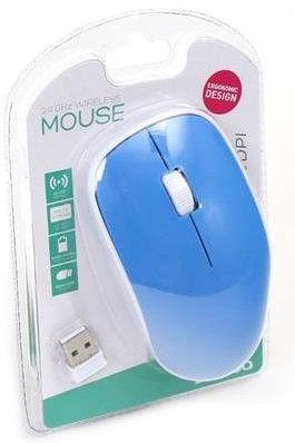 Omega Optical Mouse 1200dpi Blue