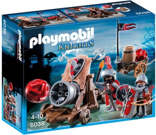 Playmobil Hawk Knights Battle Cannon 6038