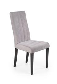 Valgomojo kėdė Halmar Diego 2 Grey, 1 vnt.