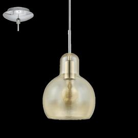 Pakabinamas šviestuvas Eglo  Brixham 49267, 1 x 60 W, E27