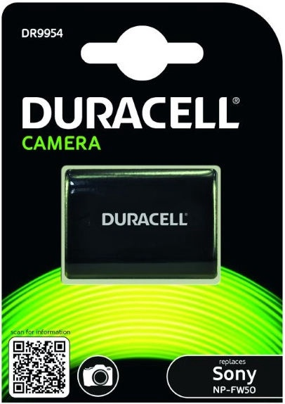 Duracell Premium Battery For Sony Alpha A7/A7R/A7S 900mAh