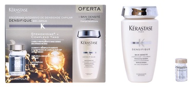 Kerastase Densifique Bain Densite Bodifying Shampoo 250ml + 30x6ml Hair Activator Serum