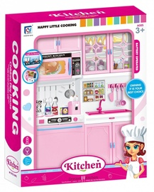 Askato Happy Little Cooking Dream Kitchen With Dishwasher And Sink 106342