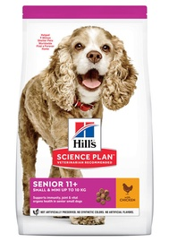 Hill's Science Plan Small & Mini Senior Dog Food w/ Chicken 1.5kg