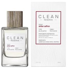 Clean Reserve Amber Saffron 100ml EDP Unisex