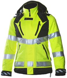 Dimex 6013 Ladies Winter Jacket Yellow XL