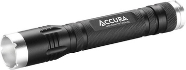 Accura ACC3304 3W LED Flashlight 2xAA