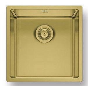 Мойка Pyramis Astris Sink 40x40cm Gold
